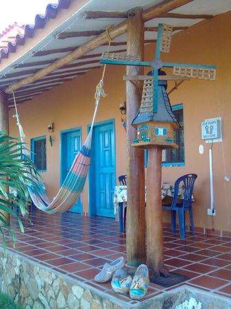 El Molino Tropical: Hamacas