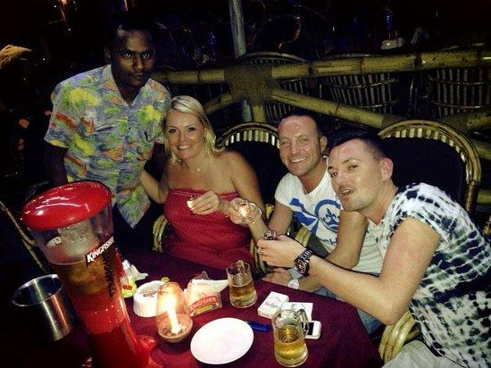 St. Anthony Restaurant and Bar : waiter
