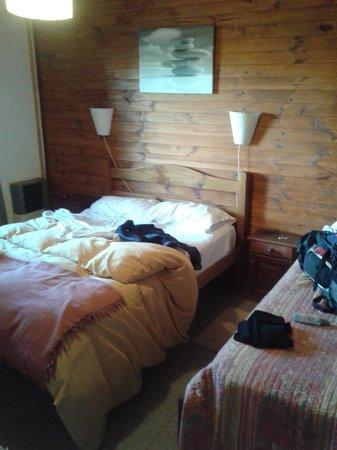 Cabanas Normana Inn: Habitacion