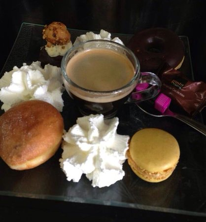 La Paillote Meusienne : Café gourmand