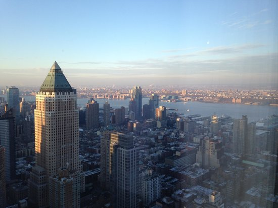 The great city view picture of residence inn new york for Residence a manhattan new york