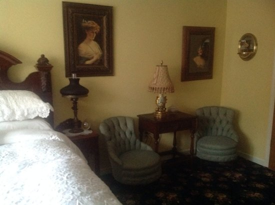 Beary Patch Bed and Breakfast: Detailed comfort