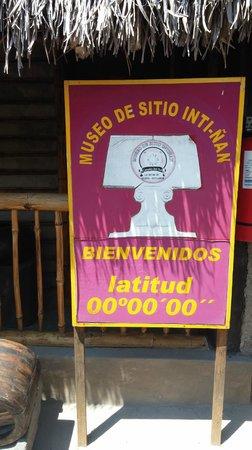 Intinan Museum: Museo Intinan