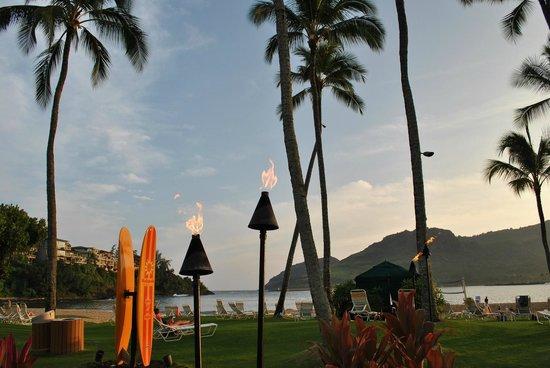 Kaua'i Marriott Resort : Hotel Grounds