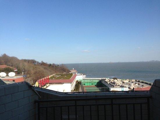Golden Gulf Hotel : From Balcony