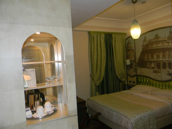Grand Hotel Savoia : Our room