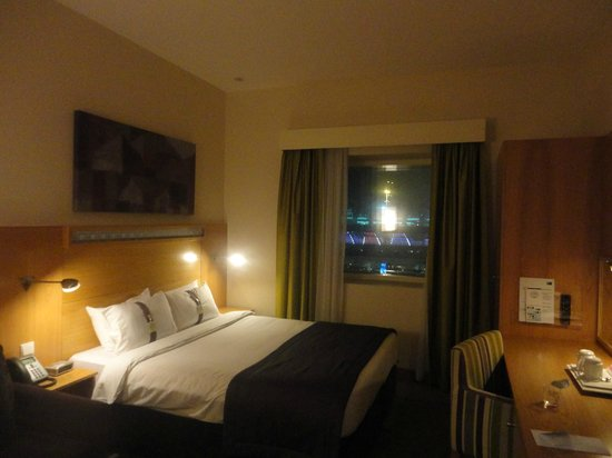 Holiday Inn Express Dubai Airport : Room
