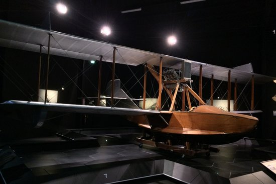 Omaka Aviation Heritage Centre : Flying boat