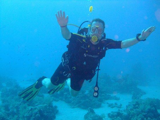Elite Diving : Superman