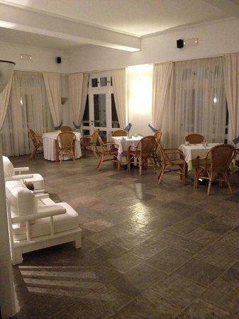 Leto Hotel: Salão do Café da manhã