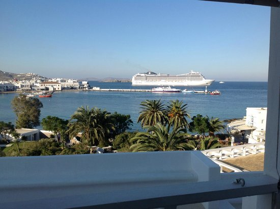 Leto Hotel: Vista