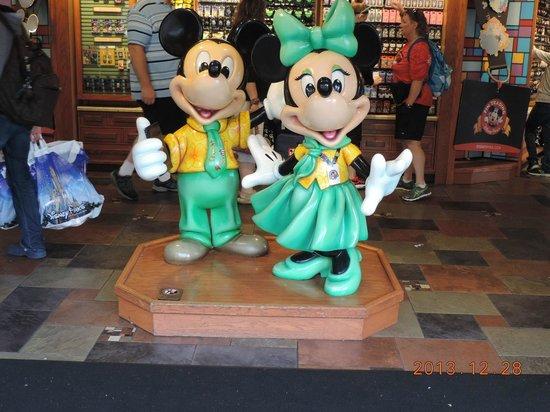 Disney Springs: ディズニー・ピントレイダーズ