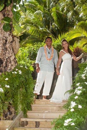 Seabreeze Resort: Wedding day