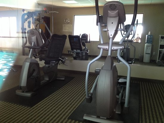 BEST WESTERN PLUS Olathe Hotel : Fitness center