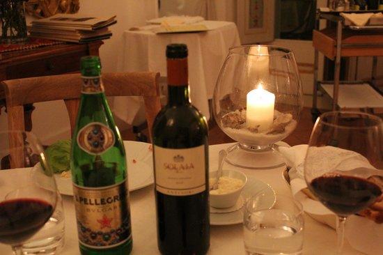 foto jantar no Al Palazzo
