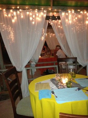 Nickys Restaurant & Bar : A Table of One's Own