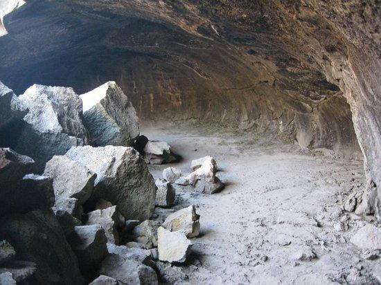 Hat Creek Subway Cave : Subway Cave