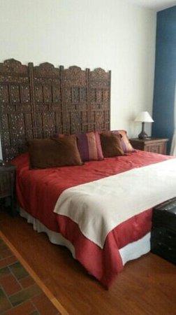 Hotel Boutique Mi Pueblo Samary: notre chambre