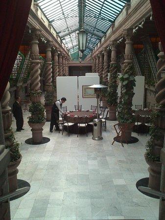 Hotel Geneve Ciudad de Mexico : Salones
