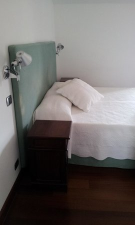 B&B Sant'Angelo 42: ótima cama!