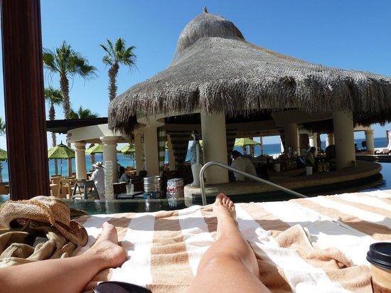 Hilton Los Cabos Beach & Golf Resort : Pool Cabana