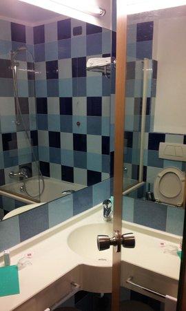 Mercure Roma Piazza Bologna: Geral do banheiro