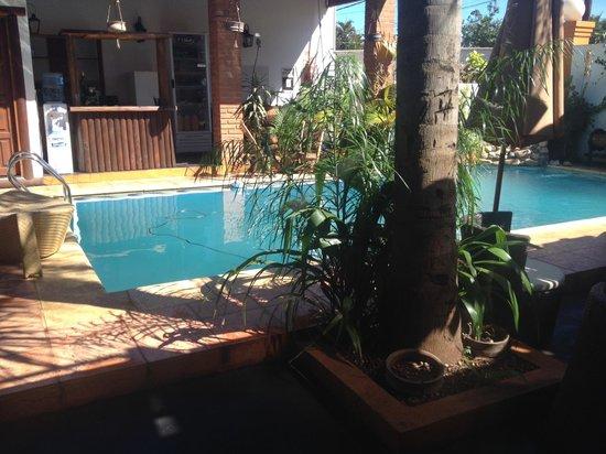 Petit Hotel Si Mi Capitan: Pool