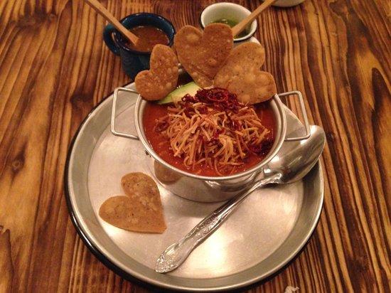 Cate de mi Corazon: Tortilla soup ... From the heart !