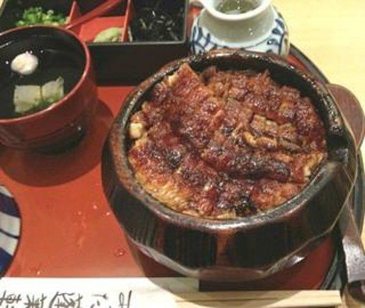 Atsuta Horaiken, Matsuzakaya : ひつまぶし