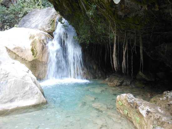 Rishikesh Valley : close waterfall 10 minutes walking