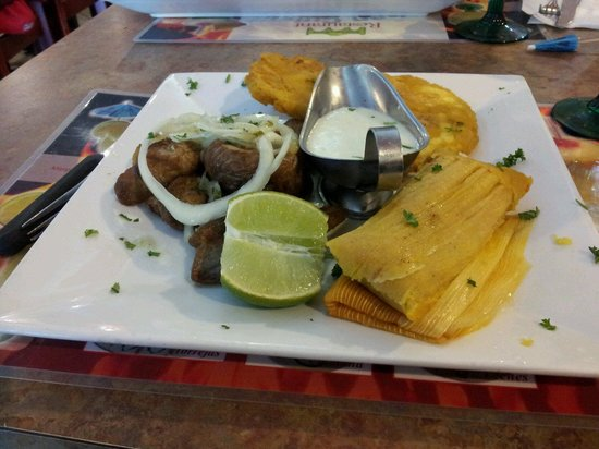 Casa Juan Restaurant : I ate the entire meal!!!