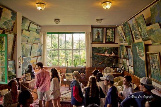 Casa de Claude Monet (Giverny - Francia)
