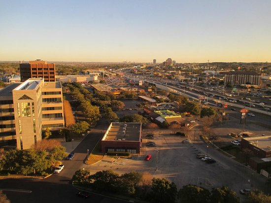 Omni San Antonio Hotel: View