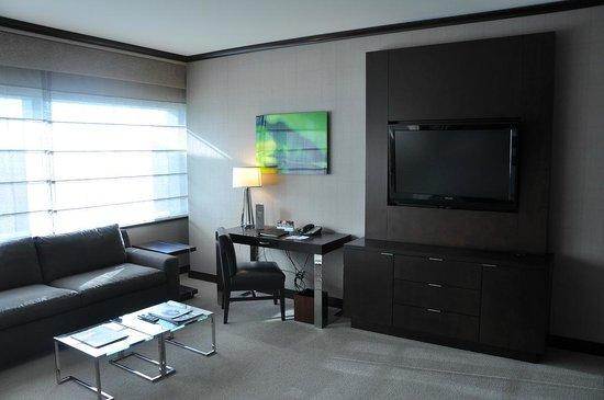 Vdara Hotel & Spa: Work Space