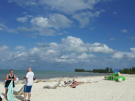 Isla Pasion: View from the beach
