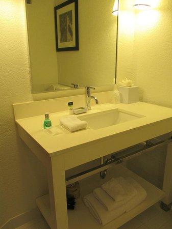 Four Points by Sheraton San Antonio Airport: Bathroom