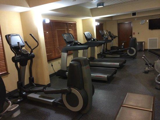 Four Points by Sheraton San Antonio Airport: Gym