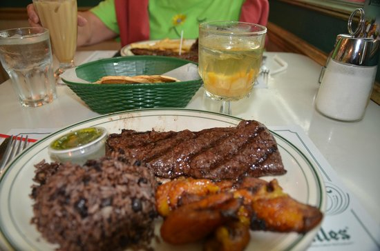 Versailles Restaurant : One of best Cuban meals we have ever had