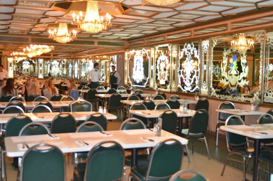 beautiful interior of the versailles restaurant picture of versailles restaurant miami. Black Bedroom Furniture Sets. Home Design Ideas