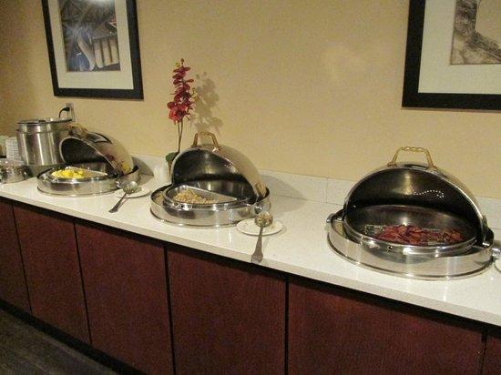 Four Points by Sheraton San Antonio Airport: Breakfast buffet