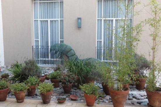 Hotel Patios De San Telmo : Garden