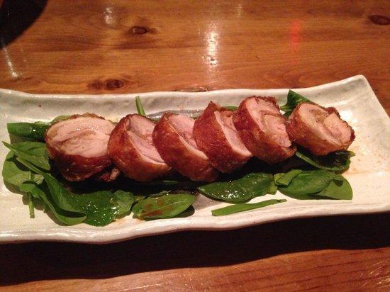Mouthwatering chicken - Picture of Raku, Las Vegas ...