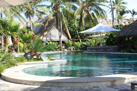Castaway Island Fiji : Great pools