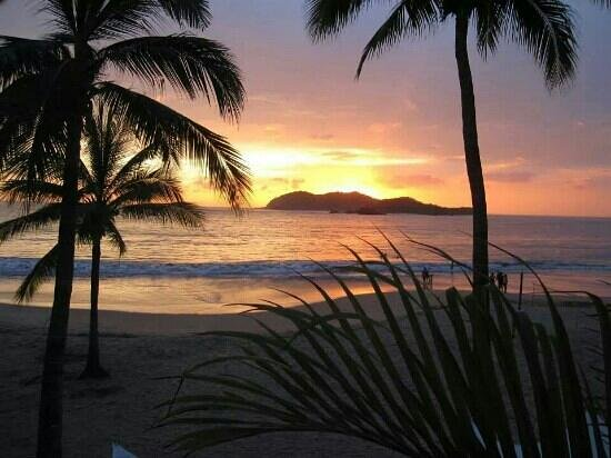 Club Med Ixtapa Pacific: The most beautiful sunset we have ever seen. July 2013 Best Family Vacation
