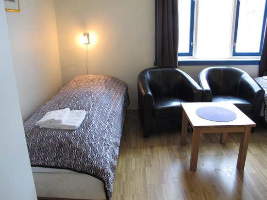 AMI Hotel Tromso: 雅房(沒有衛浴)