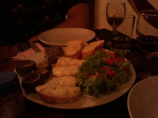 Le Café de Paris : Appetizers