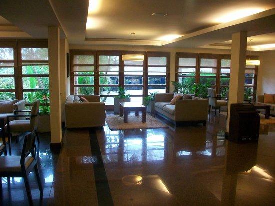 Hotel Saint George: hall y estar
