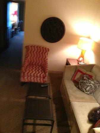 Hotel Contessa: Sala para descansar