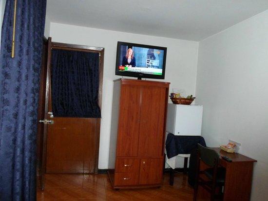 Hotel Casa Paulina: quarto