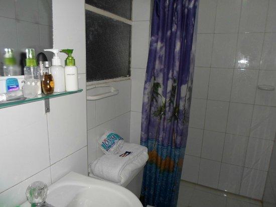 Hotel Casa Paulina: banheiro